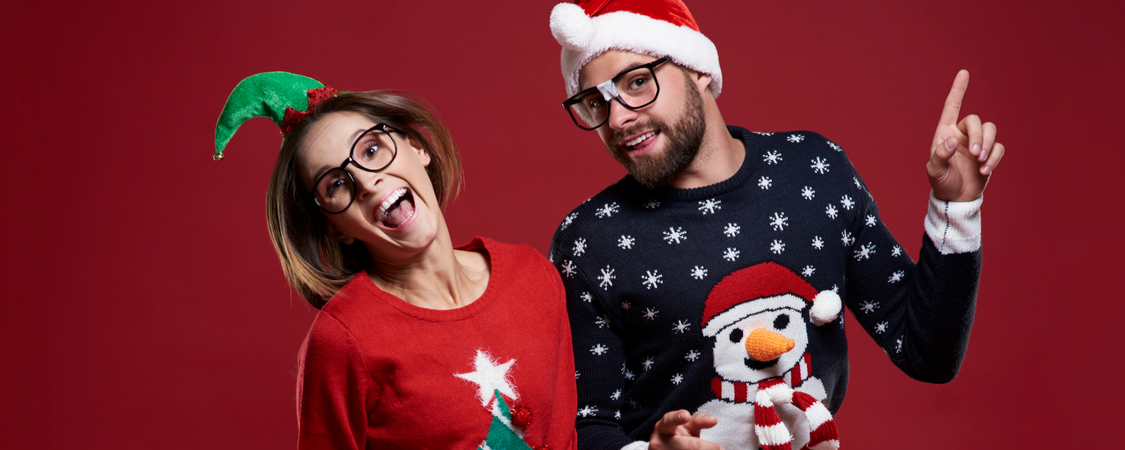 Christmas Jumper Day: Make Sure Yours Is Just A Fashion Faux Pas!